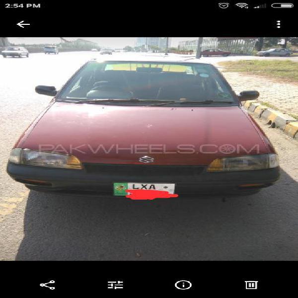 Suzuki margalla gl 1996