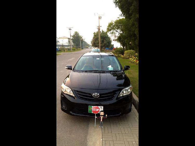 Toyota corolla gli automatic limited edition 1.6 vvti 2012