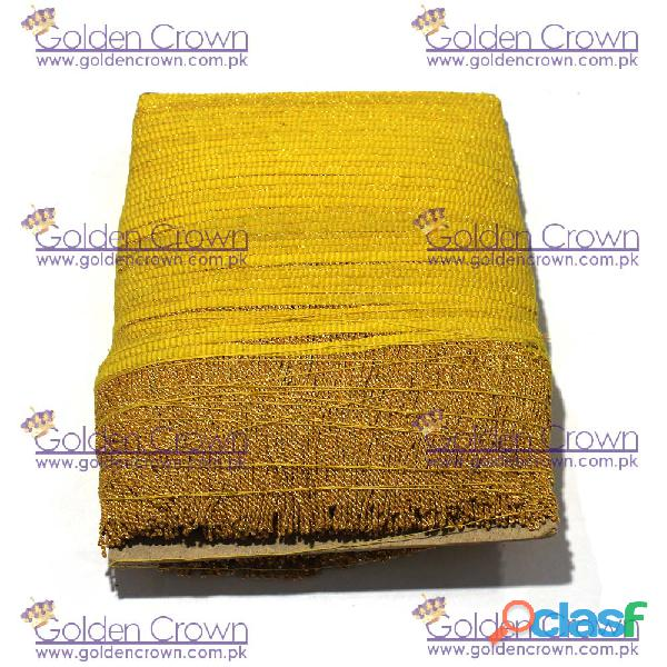 Metallic Gold Fringe Wholesale, Gold Fringe Suppliers