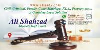 Ali And Associates Is Understood Together., Faisalabad