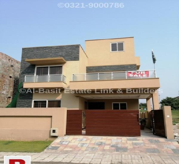 Brand new 250 sq yds,house for sale at,sector_j,dha phase_ii