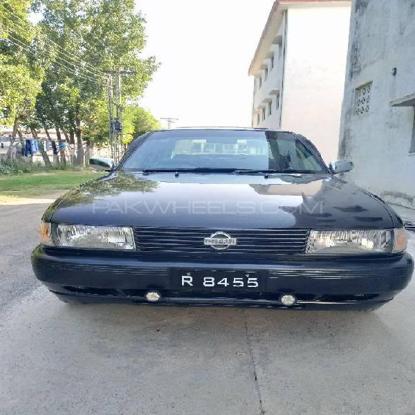 Nissan sunny ex saloon 1.3 (cng) 1991