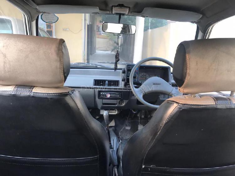 Suzuki mehran vx euro ii 2017
