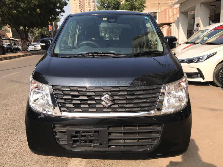 Suzuki wagon r stingray x 2016