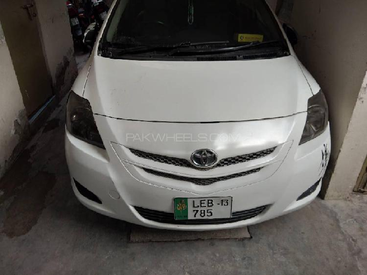 Toyota belta x s package 1.0 2013