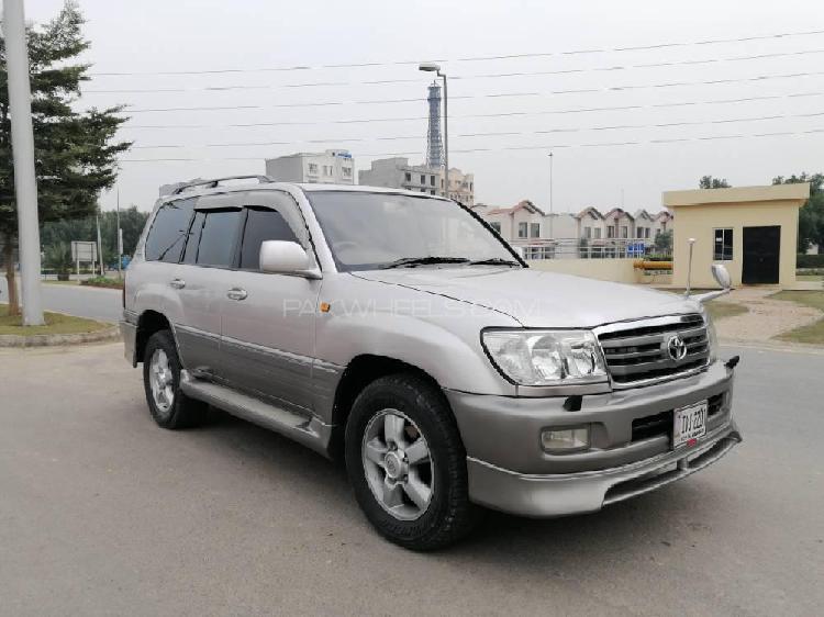 Toyota land cruiser amazon 4.2d 1998