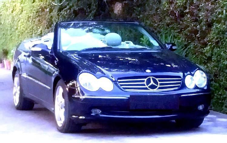 Mercedes benz clk class clk200 kompressor cabriolet 2004