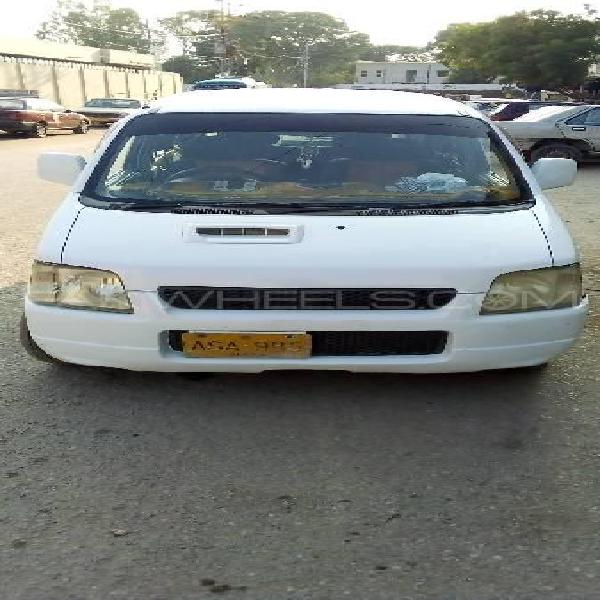 Suzuki wagon r vxl 2001