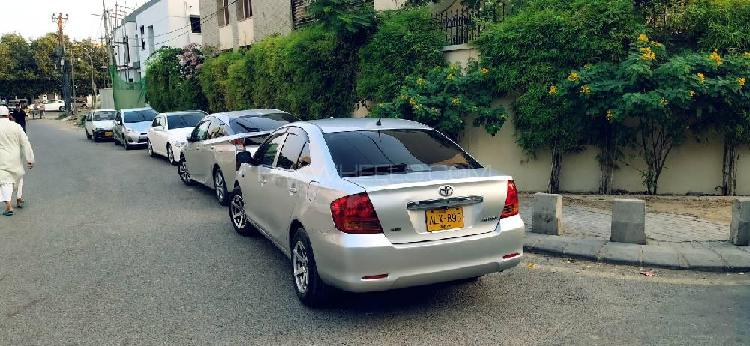 Toyota allion a15 g package 2003