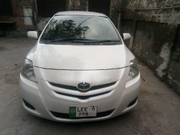 Toyota belta x business b package 1.3 2006