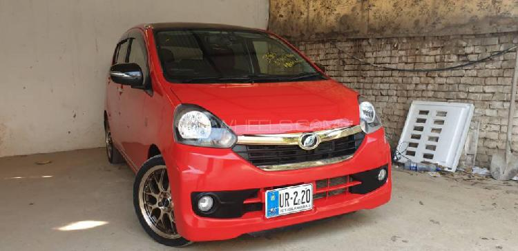 Daihatsu mira g smart drive package 2016