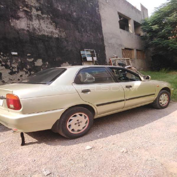 Suzuki baleno gti 1.6 2001