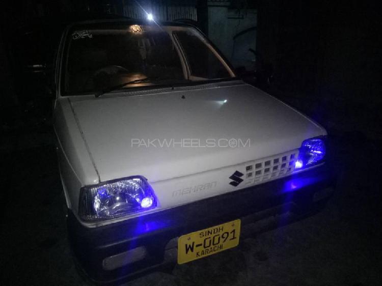 Suzuki mehran vx 1993