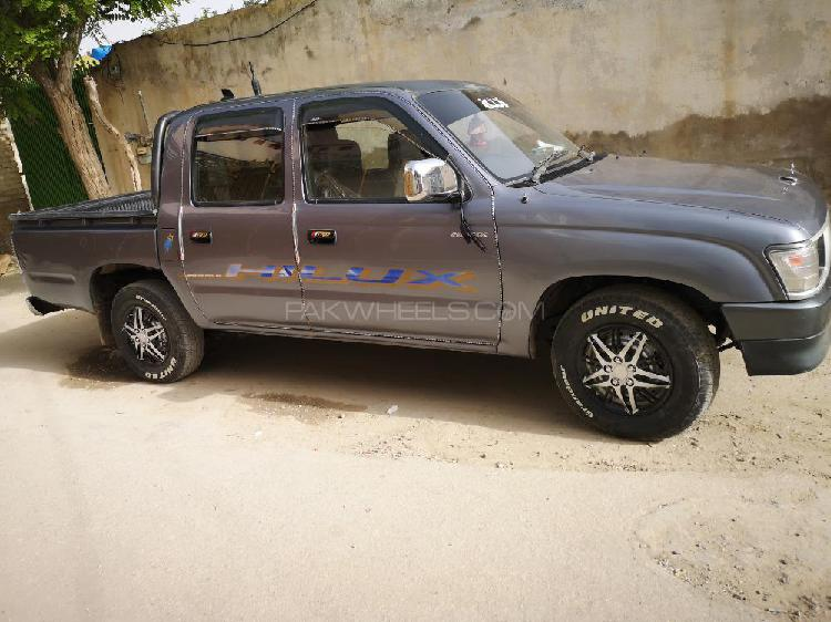 Toyota hilux double cab 1997