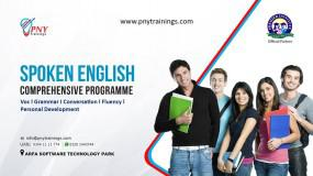 Learn english language course with cimprehensive way