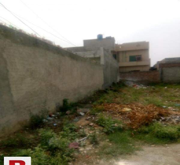 1 kanal plot at PCSIR staff society college road lahore