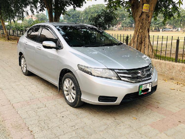 Honda city aspire 1.5 i-vtec 2013