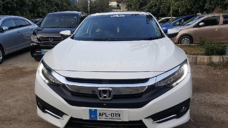Honda civic vti oriel prosmatec 1.8 i-vtec 2019