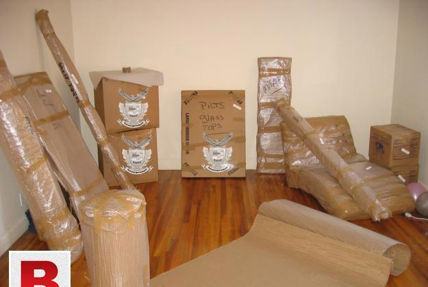 Quick packers & movers services