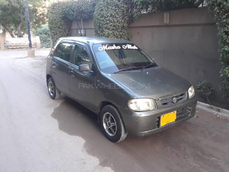 Suzuki alto vxr 2007