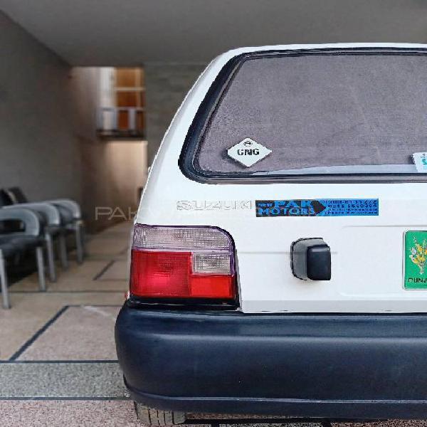 Suzuki mehran vx 2011