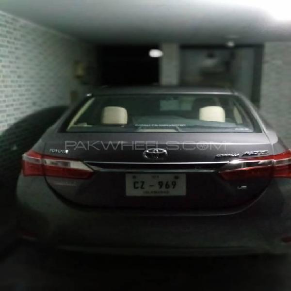 Toyota Corolla Altis 1.6 2014