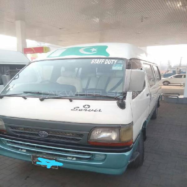 Toyota hiace gl 2006