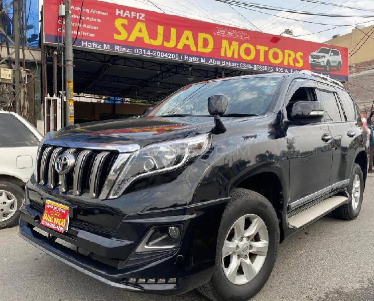 Toyota prado tx 2.7 2012