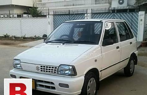 we are offering Mehran vxr 2015 on 20% down payment.