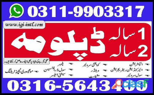Hotel & Hospitality Management Online Diploma Course in Islamabad O3165643400 4
