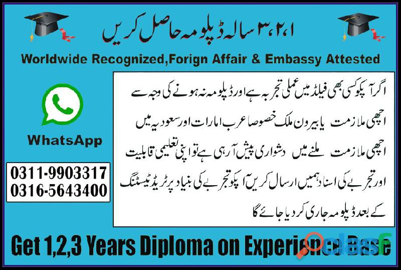 Hotel & Hospitality Management Online Diploma Course in Islamabad O3165643400 5