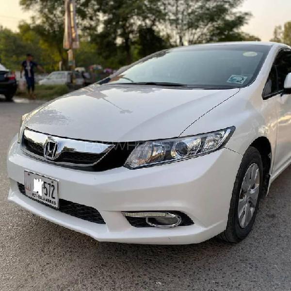 Honda civic vti prosmatec 1.8 i-vtec 2013