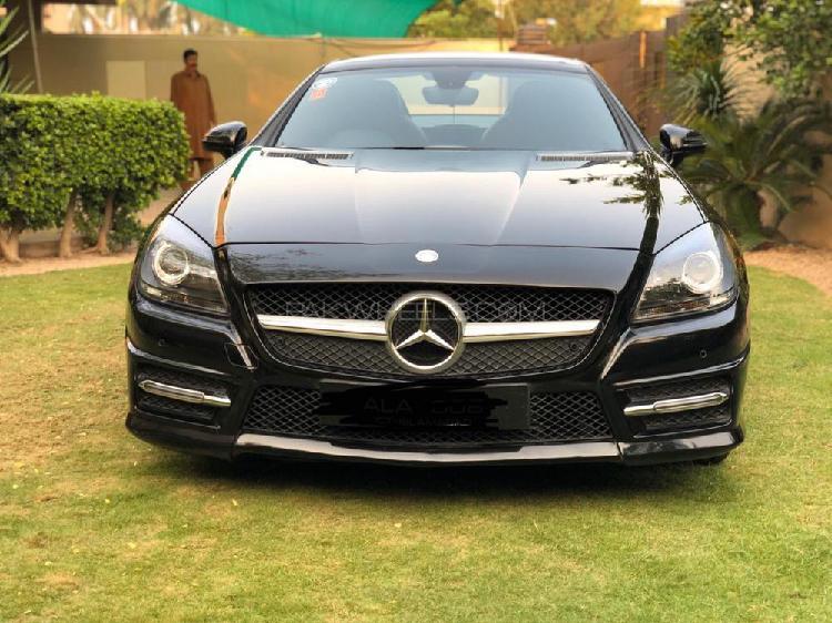 Mercedes benz slk class slk200 2014