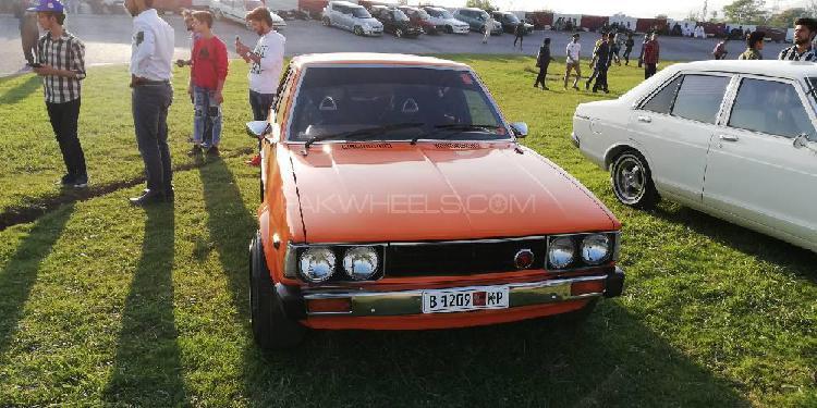 Toyota corolla 1980