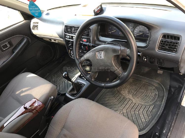 Honda City EXi S 2002