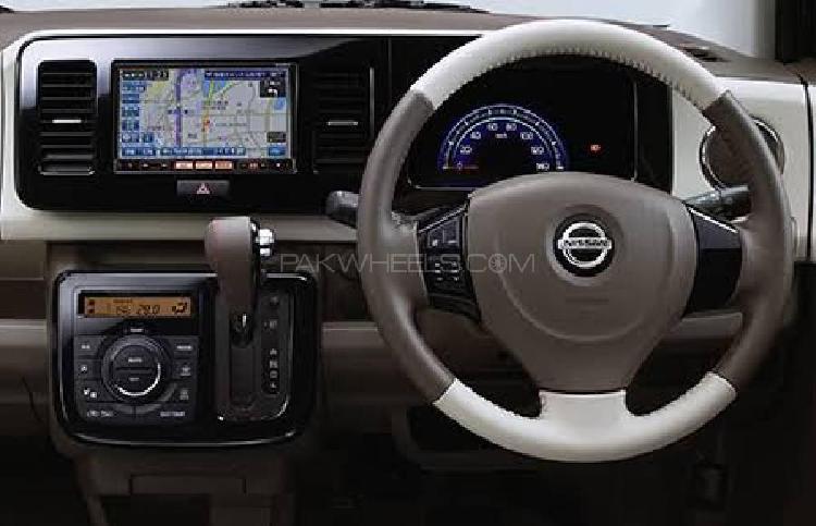 Nissan moco dolce g 2018
