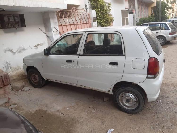 Suzuki alto vx (cng) 2001