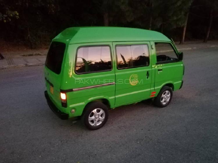 Suzuki Bolan Cargo Van Euro ll 2015