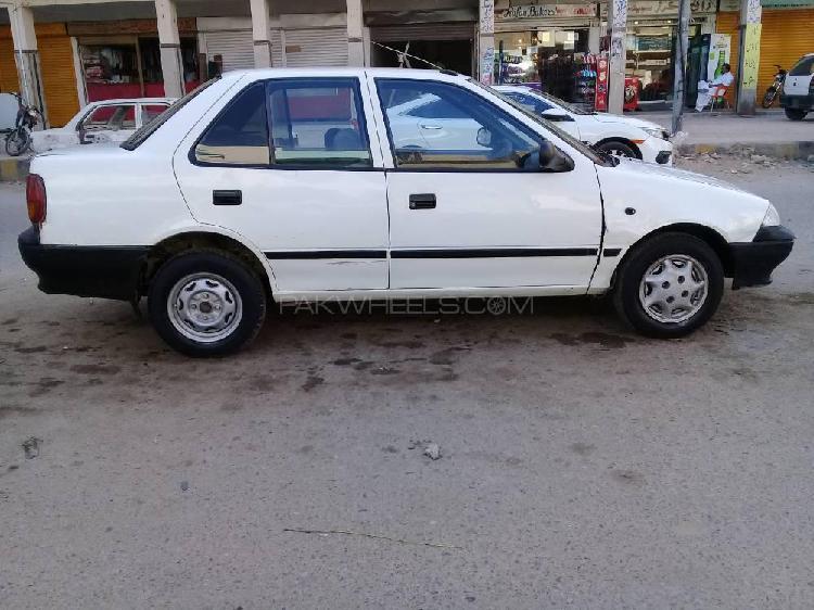 Suzuki margalla gl plus 1998