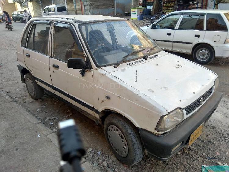 Suzuki Mehran VX (CNG) 1997