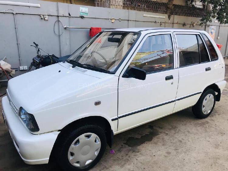 Suzuki Mehran VXR Euro II 2017
