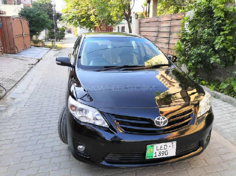 Toyota corolla altis sr cruisetronic 1.6 2011