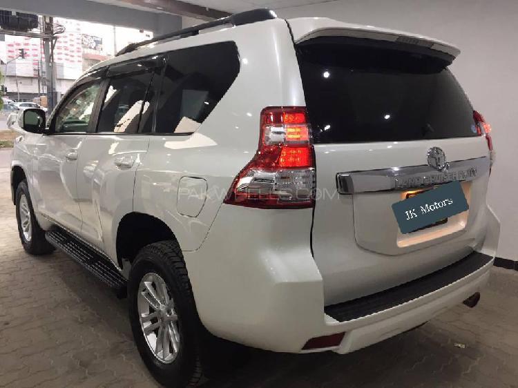 Toyota prado tx 2.7 2013