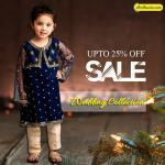Buy Online Designer Wedding Collection For Your Little One,