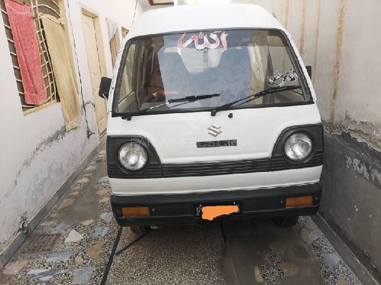 Suzuki Bolan VX (CNG) 1998