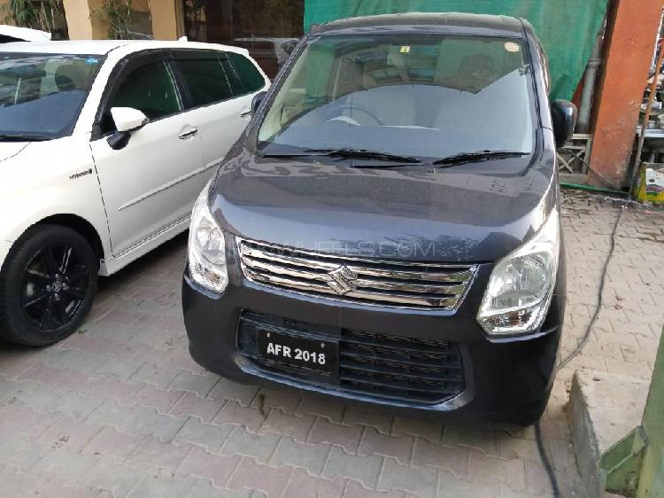 Suzuki wagon r 2014