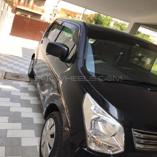 Suzuki wagon r vxr 2014