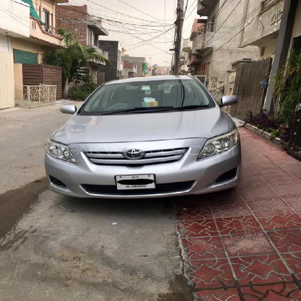 Toyota Corolla GLi 1.3 VVTi 2010