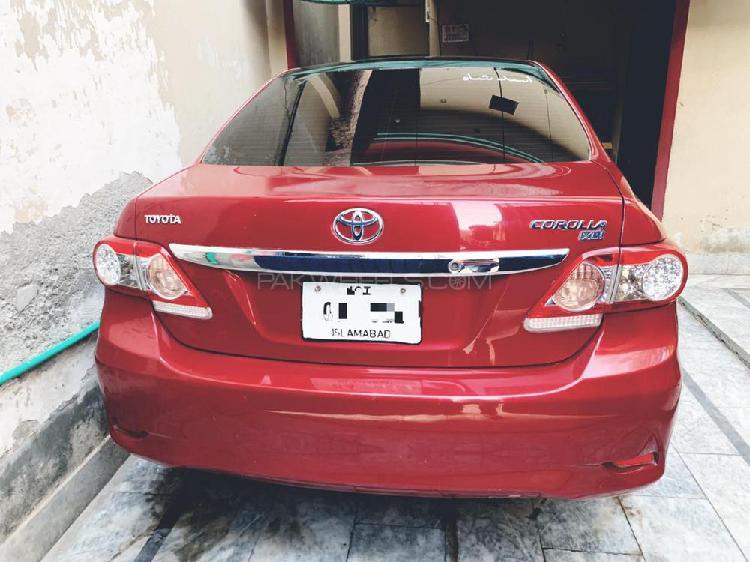 Toyota corolla xli vvti limited edition 2010