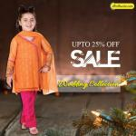Unstitched Kids Collection Baby Girl Dresses, Karachi